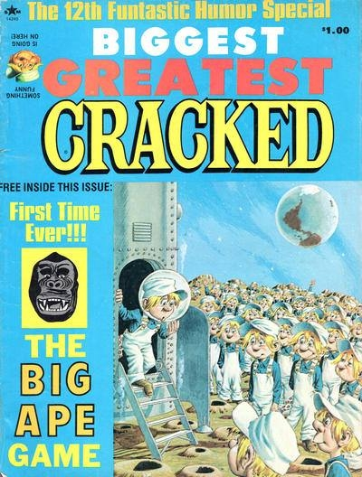 Biggest Greatest Cracked #12 • USA