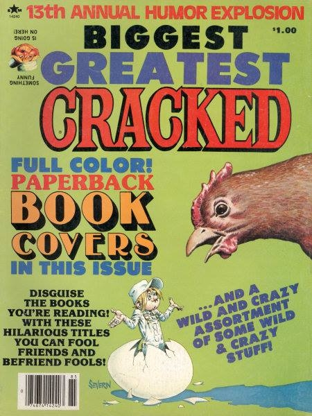 Biggest Greatest Cracked #13 • USA