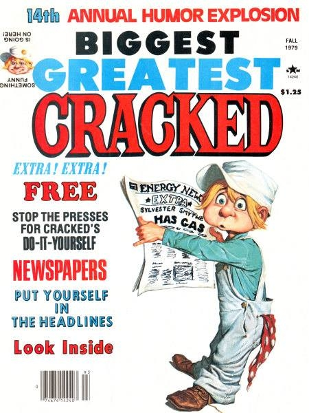 Biggest Greatest Cracked #14 • USA
