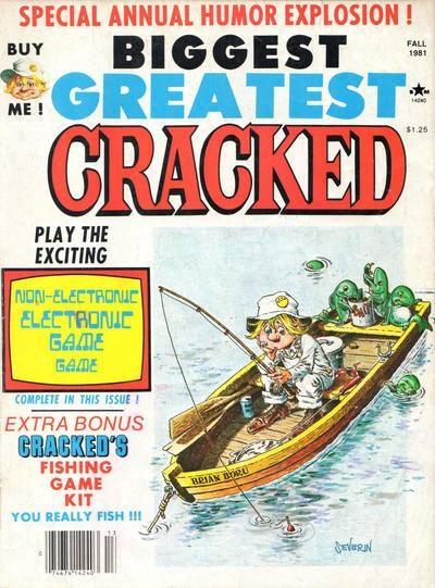 Biggest Greatest Cracked #16 • USA