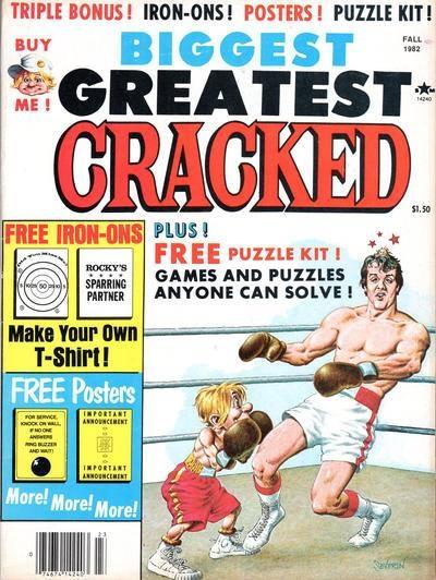 Biggest Greatest Cracked #17 • USA