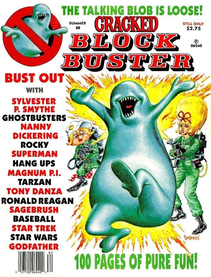 Cracked Blockbuster #2 • USA