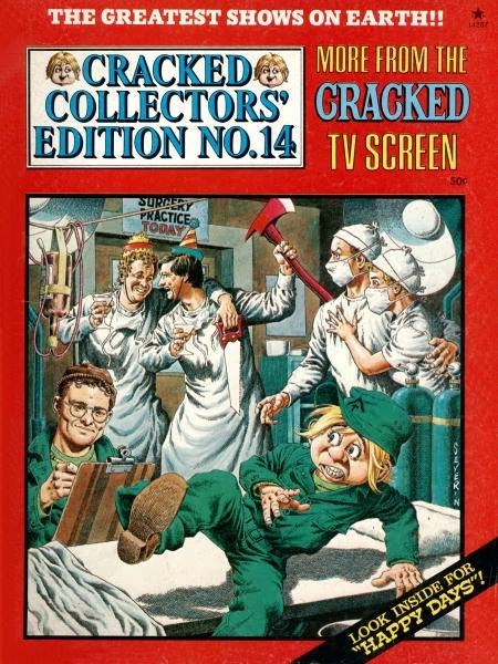 Cracked Collector's Edition #14 • USA