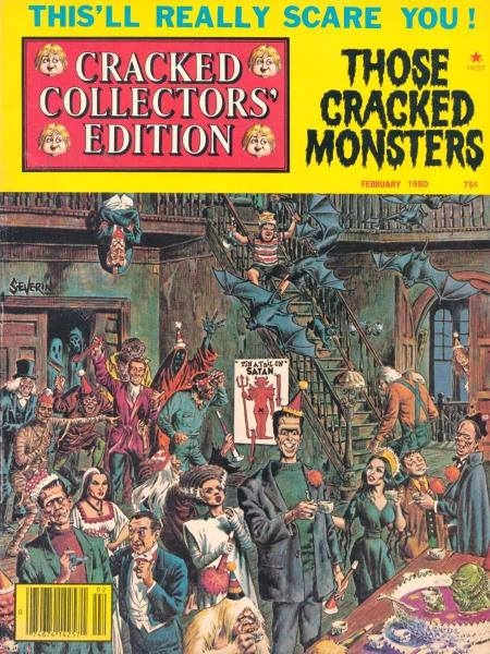 Cracked Collector's Edition #34 • USA