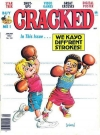 Cracked #184 • USA Original price: 90c Publication Date: January 1st, 1982