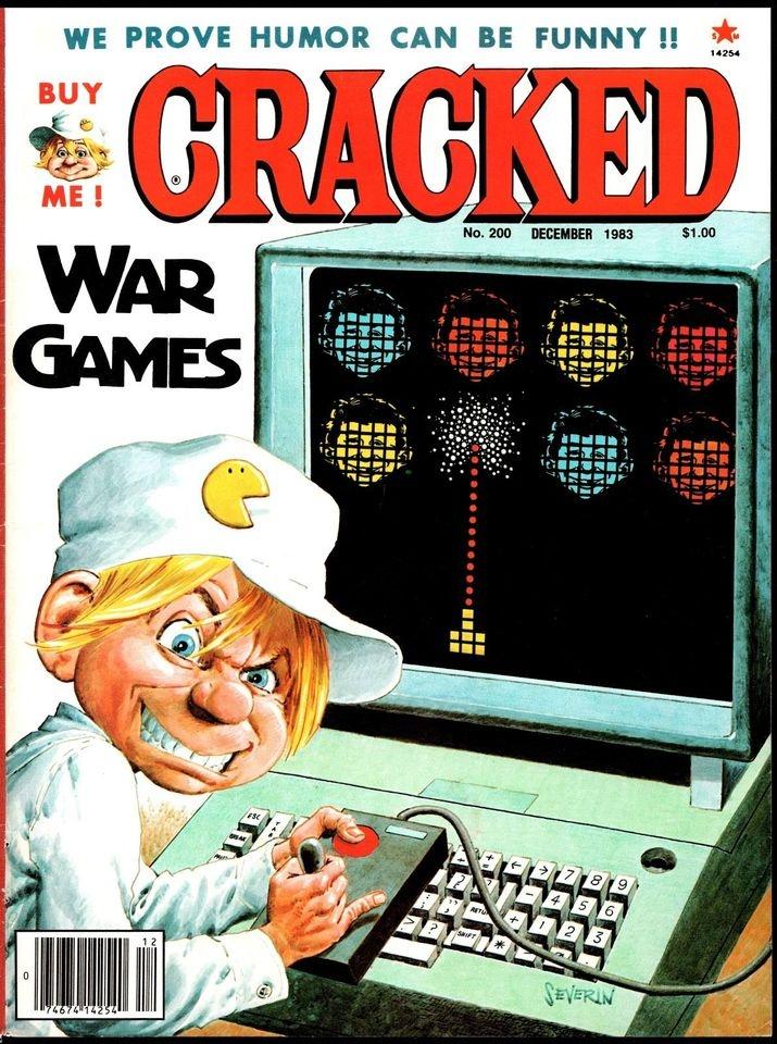 Cracked #200 • USA