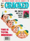 Cracked #202 • USA Original price: $1.00 Publication Date: March 1st, 1984