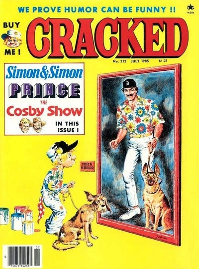 Cracked #212 • USA