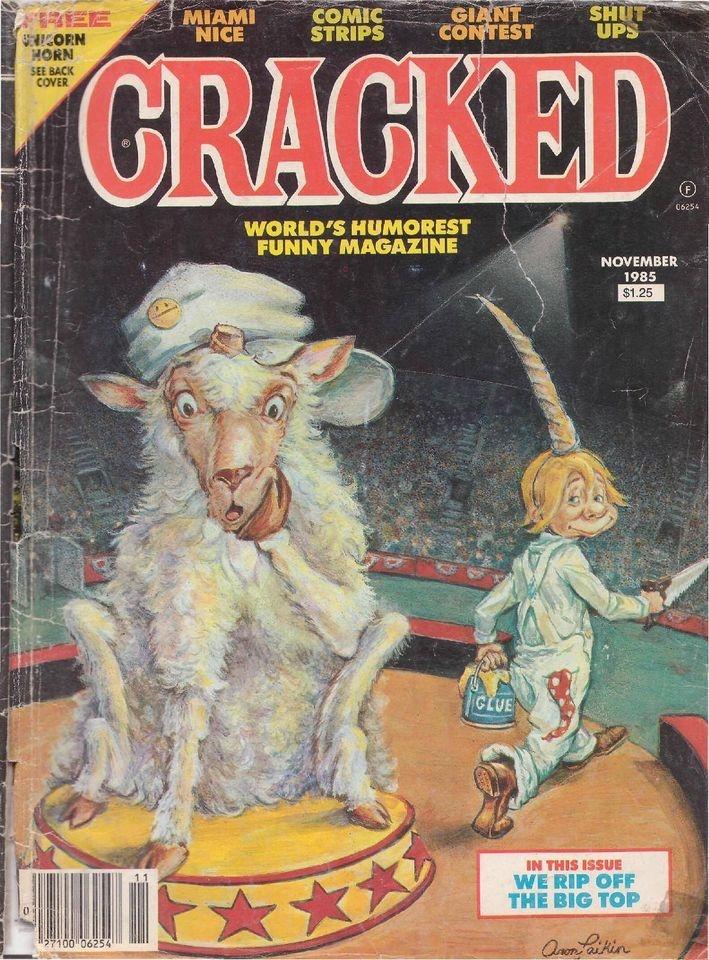 Cracked #216 • USA