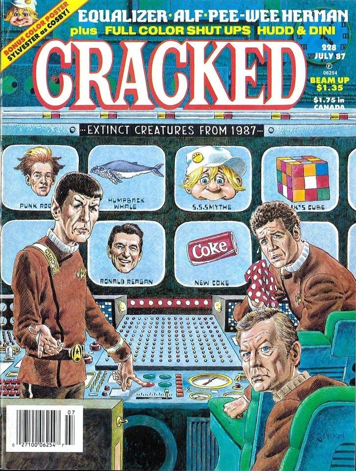 Cracked #228 • USA