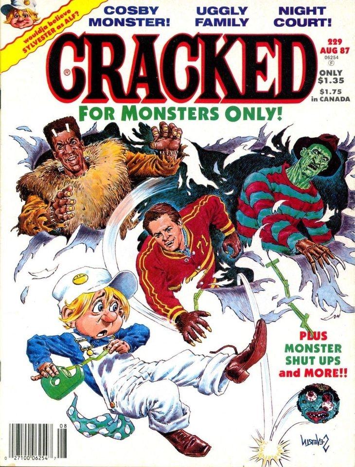 Cracked #229 • USA