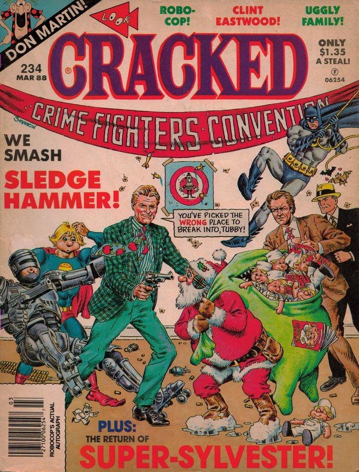 Cracked #234 • USA
