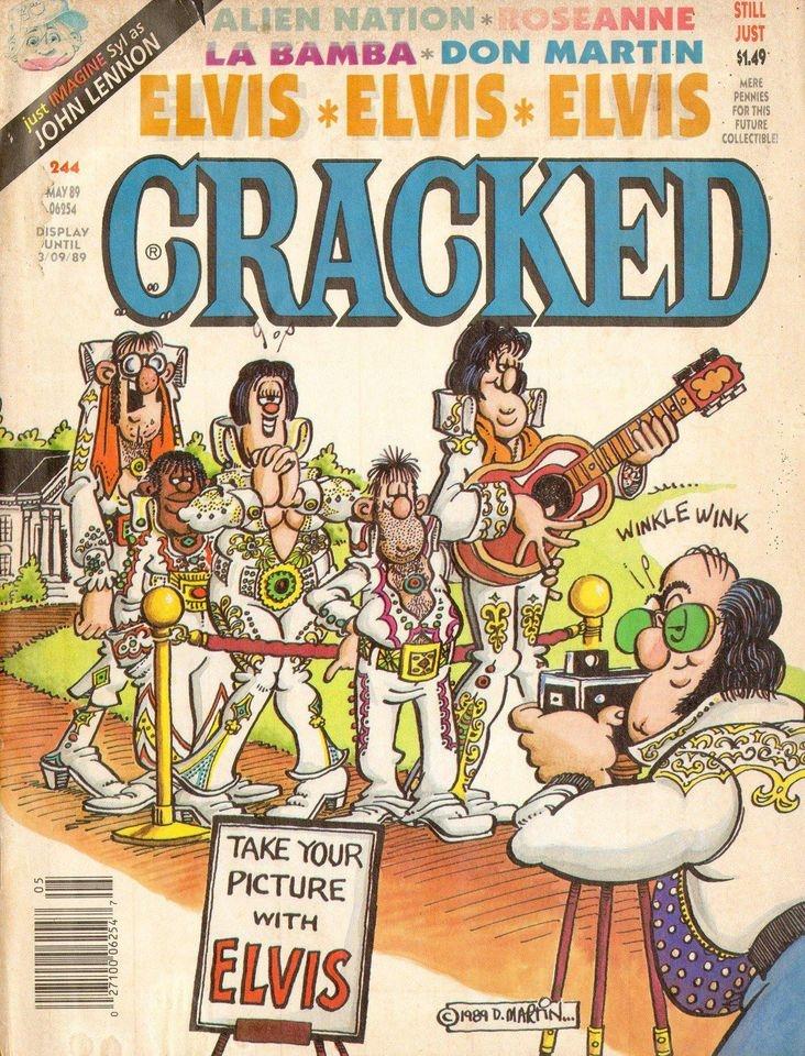 Cracked #244 • USA
