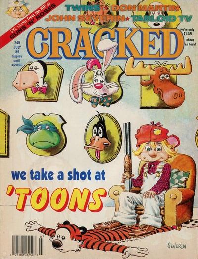 Cracked #245 • USA