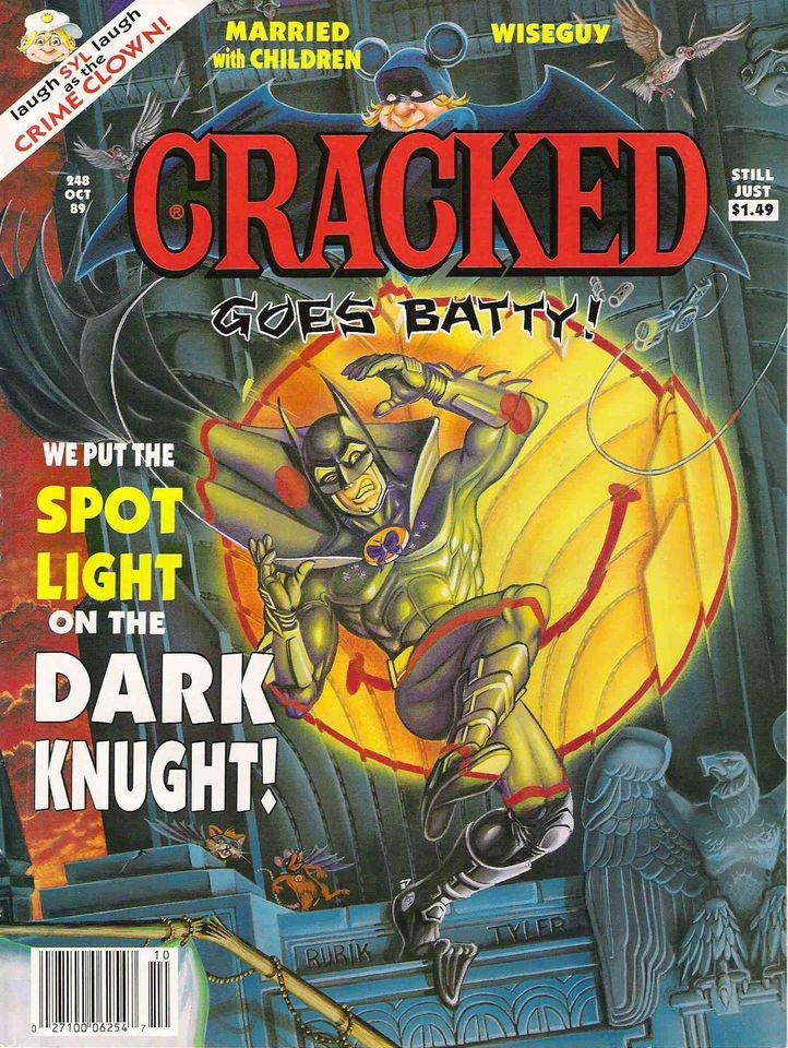 Cracked #248 • USA