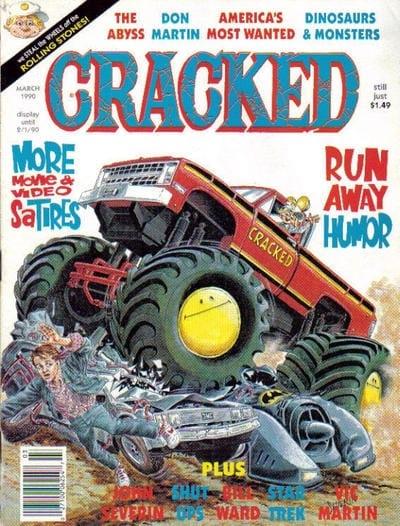 Cracked #252 • USA