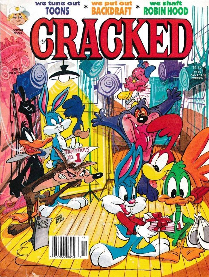 Cracked #267 • USA