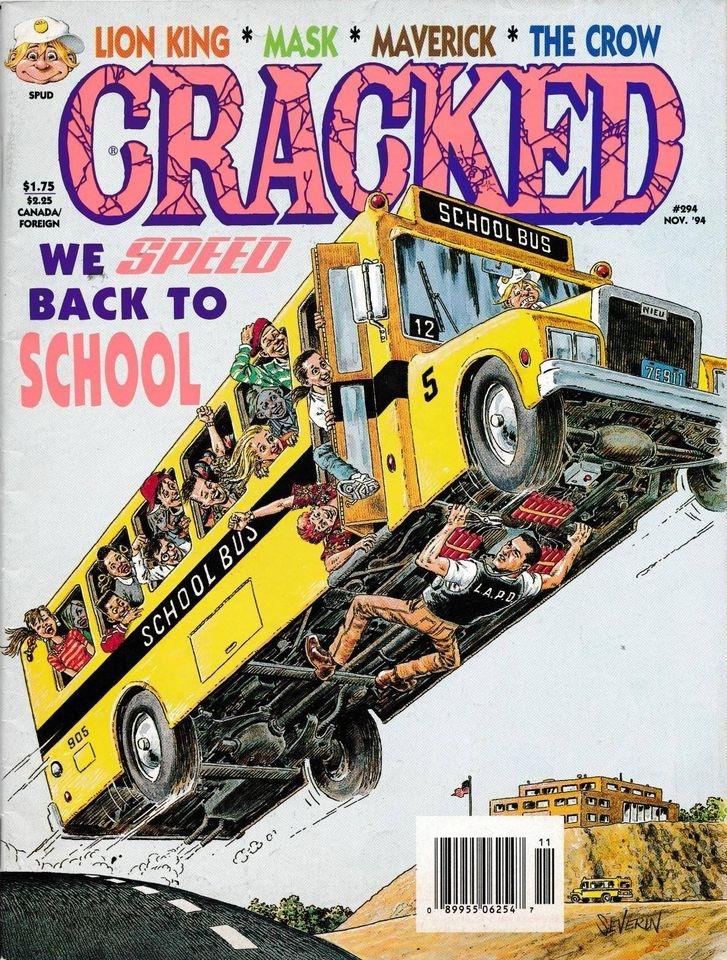 Cracked #294 • USA