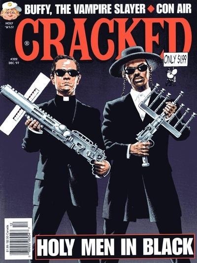 Cracked #322 • USA