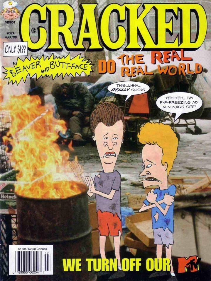 Cracked #324 • USA