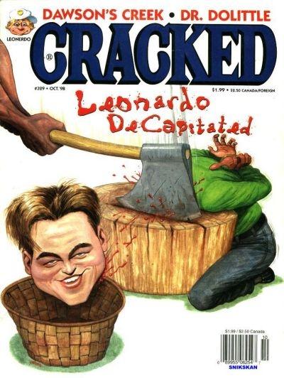 Cracked #329 • USA