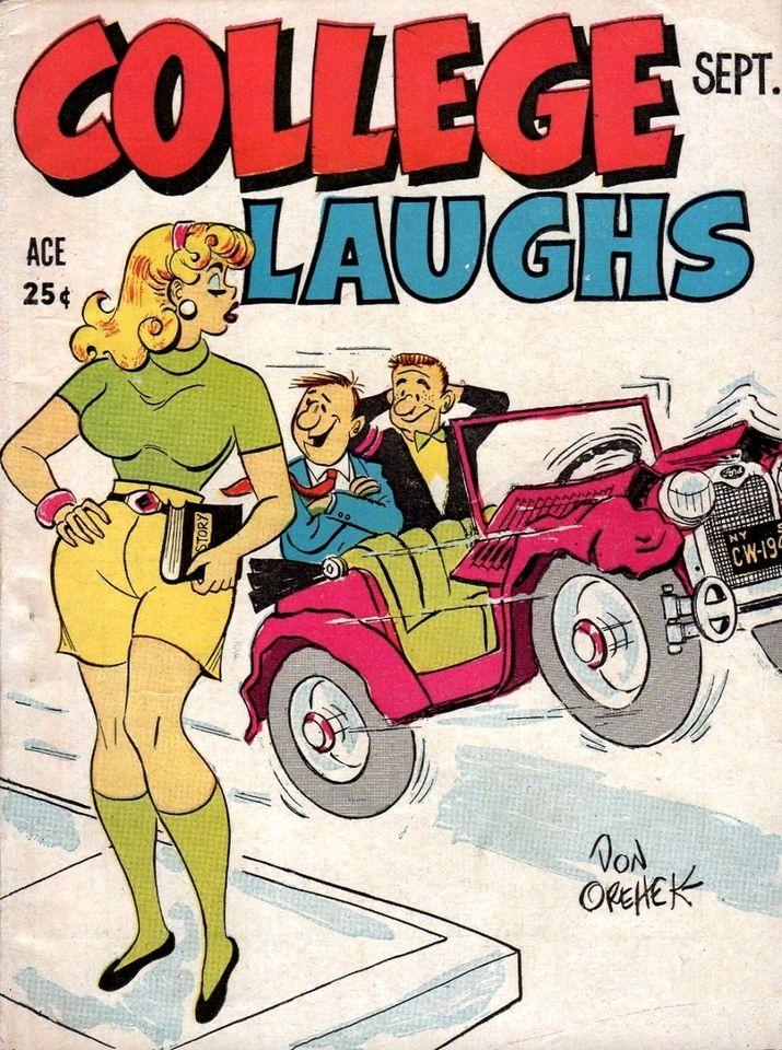 College Laughs #4 • USA