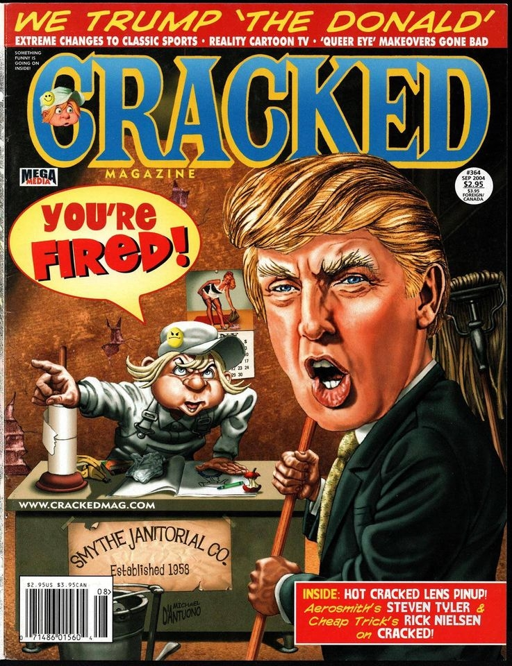 Cracked #364 • USA