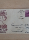 Image of War Bonds envelope