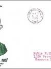 Image of Envelope War Bonds #4 'Join the Navy'