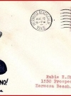 Image of Envelope War Bonds #6 'Join the Navy'