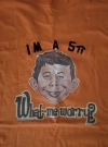 Shirt Alfred E. Neuman Student Association • USA Publication Date: 1975