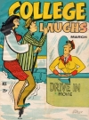 College Laughs #7 • USA Original price: 25c Publication Date: March 1958