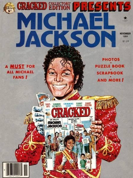 Cracked Collector's Edition #60 • USA