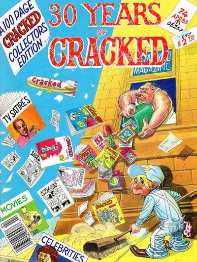 Cracked Collector's Edition #74 • USA