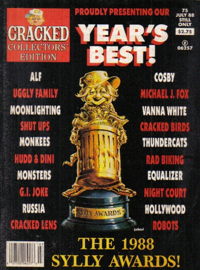 Cracked Collector's Edition #75 • USA