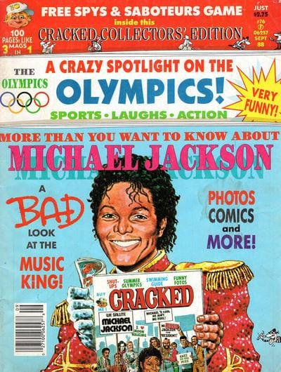 Cracked Collector's Edition #76 • USA