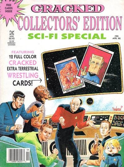 Cracked Collector's Edition #90 • USA