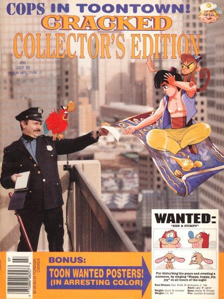 Cracked Collector's Edition #95 • USA