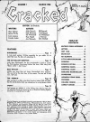Image of Table of Contents from original Cracked #1