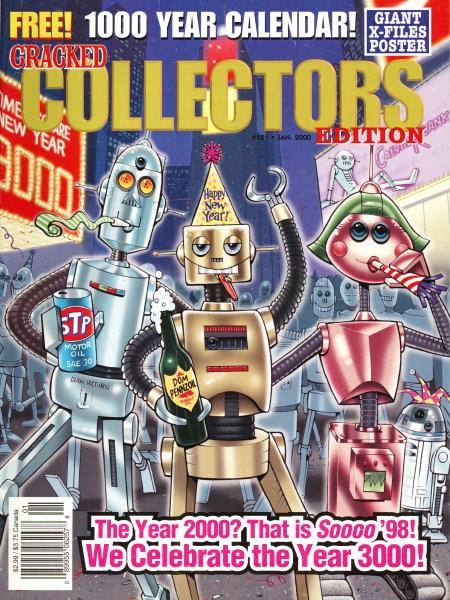 Cracked Collector's Edition #121 • USA