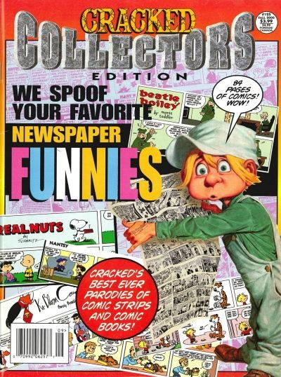 Cracked Collector's Edition #125 • USA