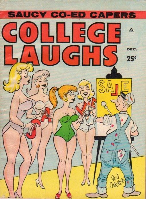 College Laughs #16 • USA