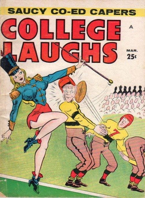 College Laughs #17 • USA