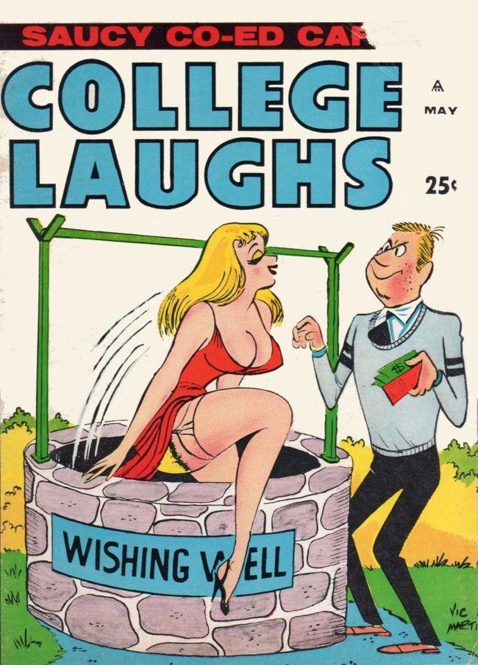 College Laughs #18 • USA