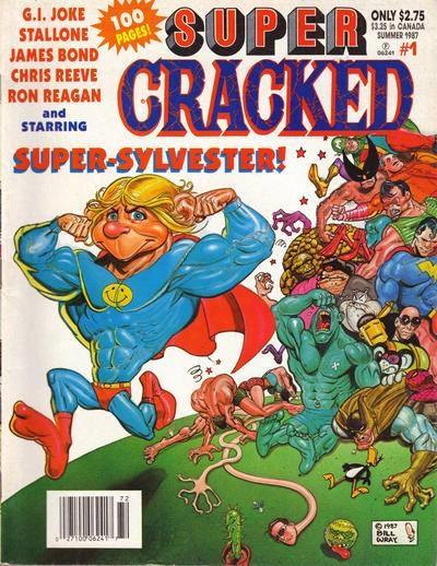 Cracked Super #1 • USA
