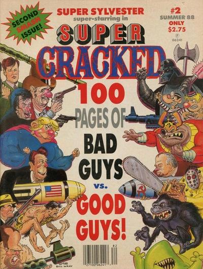 Cracked Super #2 • USA