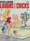 College Laughs #19 • USA Original price: 25c Publication Date: July 1960