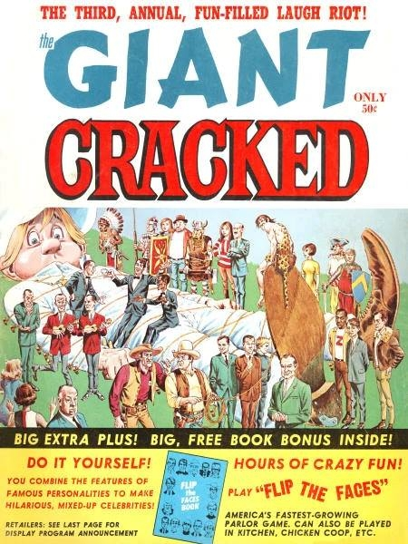 Giant Cracked #3 • USA
