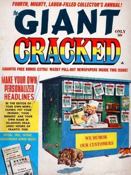 Giant Cracked #4 • USA