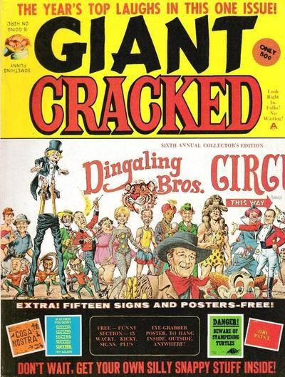 Giant Cracked #6 • USA
